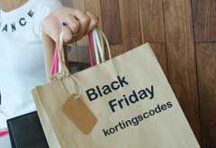Black Friday Kortingscode