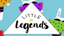 Littlelegends.nl